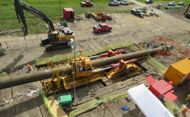 Michels Leads World With Most Direct Pipe Installations